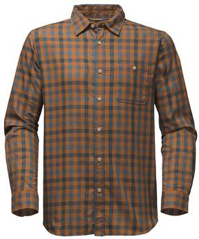 The North Face Hayden Pass Long-Sleeve Woven Plaid Shirt