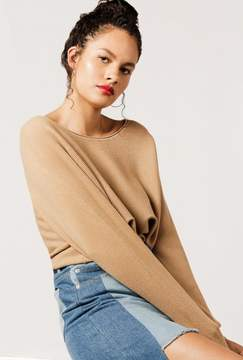 Azalea Scoop Neck Oversized Sweater