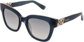 Jimmy Choo Women's Maggie/S 51Mm Sunglasses