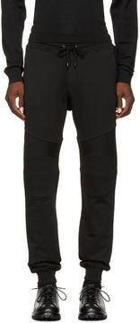 Belstaff Black Ashdown Lounge Pants