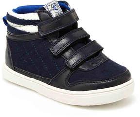 Carter's Boys Terry 2 Toddler High-Top Sneaker