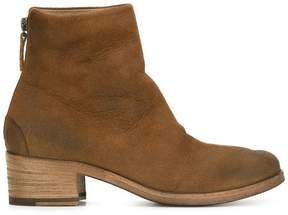 Marsèll wood heel boots