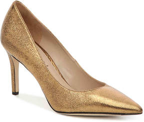 Via Spiga Women's Carola Metallic Pump