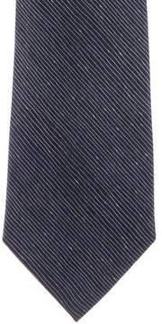 Bvlgari Striped Silk Tie