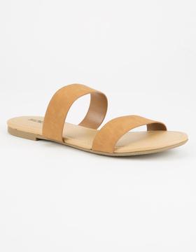 Soda Sunglasses 2 Strap Womens Sandals