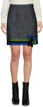 Capucci Mini skirts