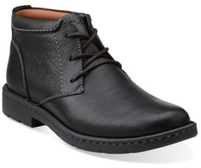 Clarks Men's 'Stratton - Limit' Plain Toe Boot