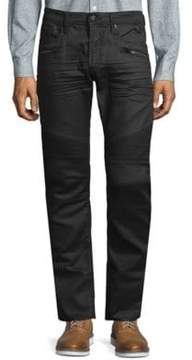 Buffalo David Bitton Super Skinny Dark Jeans