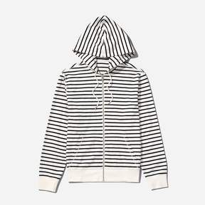 Everlane The Reverse French Terry Zip Hoodie
