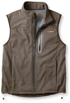 L.L. Bean Men's L.L.Bean Big-Game WINDSTOPPER Soft-Shell Vest