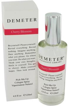 Demeter Cherry Blossom Cologne Spray for Women (4 oz/118 ml)