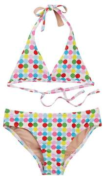 Toobydoo Happy Dots Bikini (Toddler, Little Girls, & Big Girls)