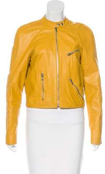 Boy By Band Of Outsiders Leather Jacket