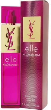 Elle Yves Saint Laurent by Yves Saint Laurent Eau de Parfum Spray for Women 3 oz.