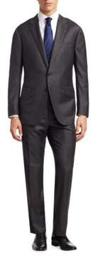 Ralph Lauren Anthony Slim-Fit Multi-Stripe Wool Suit