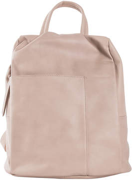 Christopher Kon Nude Thea Leather Backpack