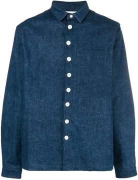 Sunnei classic denim shirt