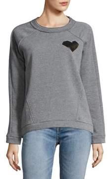 Bench Glitter Sweatshirt
