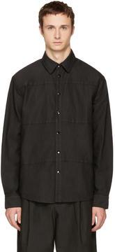McQ Black Oddity Shirt
