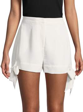 C/Meo COLLECTIVE Women's Tie Cuff Shorts