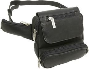 Le Donne Leather Waist Bag