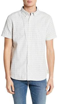 AG Jeans Printed Standard Fit Shirt