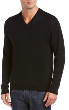 Qi V-neck Sweater.