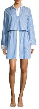 DAY Birger et Mikkelsen Sandy Liang Jodamo Overlay Dress