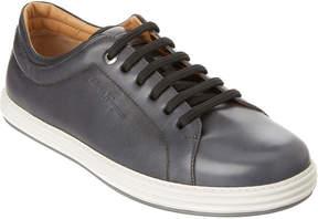 Salvatore Ferragamo Newport Leather Sneaker