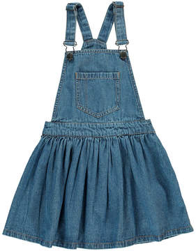 Finger In The Nose Trouble Dungaree Dress