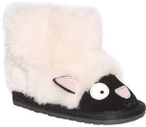 Emu Sheep Merino Wool & Leather Boots