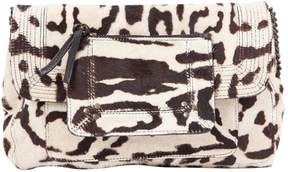 Jerome Dreyfuss Lucien pony-style calfskin clutch bag