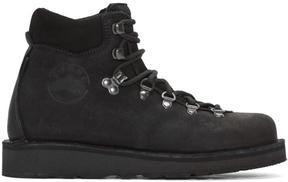 Diemme Black Nubuck Roccia Boots