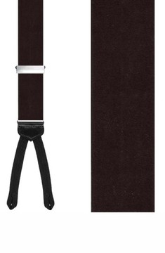 Trafalgar Men's 'Kington Ii' Silk Suspenders