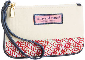 Vineyard Vines Holiday Whales Wristlet