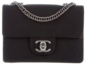 Chanel Grosgrain Mini Flap Bag