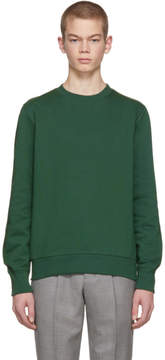 Paul Smith Green Crewneck Sweatshirt