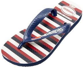 Havaianas Kid's Top USA Stripe Flip Flop 8161051