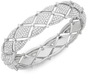 Adriana Orsini Women's Naga Crystal Bangle Bracelet