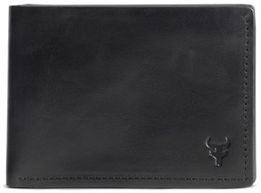 Trask Men's Colton Super Slim Wallet - Black