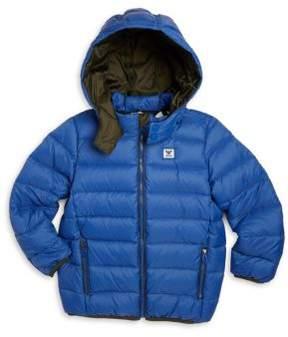 Armani Junior Little Boy's & Boy's Quilted Down Jacket