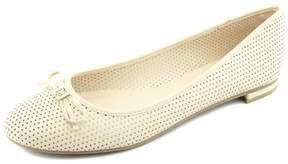 Tommy Hilfiger Womens Mirella Closed Toe Slide Flats