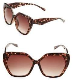 Fantas-Eyes 58MM Oversized Sunglasses