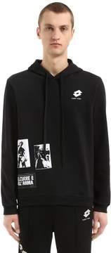 Damir Doma Oversize Hooded Cotton Jersey Sweatshirt