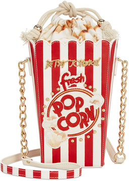 Betsey Johnson Popcorn Mini Crossbody