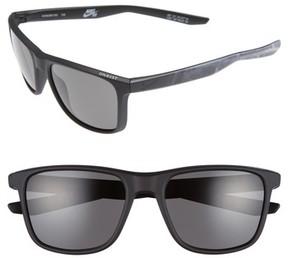 Men's Nike Unrest Se 57Mm Sunglasses - Matte Black/ Deep Pewter