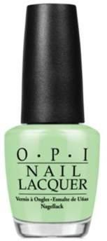 OPI Nail Lacquer Nail Polish, Gargantuan Green Grape.