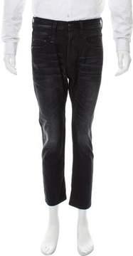 R 13 Cropped Rudies Jeans