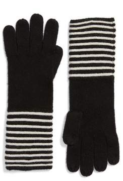 MICHAEL Michael Kors Women's Double Links Wool & Cashmere Gloves