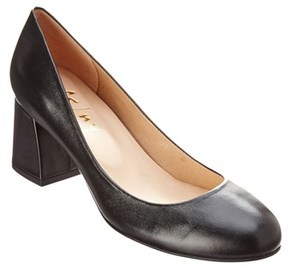 French Sole Tour Leather Pump.